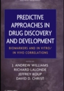 Обложка книги  - Predictive Approaches in Drug Discovery and Development