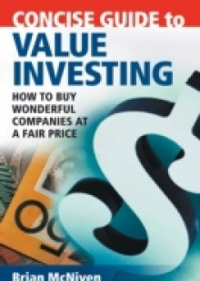 Обложка книги  - Concise Guide to Value Investing
