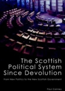 Обложка книги  - Scottish Political System Since Devolution