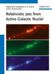 Обложка книги  - Relativistic Jets from Active Galactic Nuclei