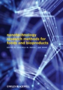 Обложка книги  - Nanotechnology Research Methods for Food and Bioproducts
