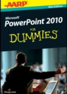 Обложка книги  - AARP PowerPoint 2010 For Dummies