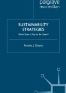 Обложка книги  - Sustainability Strategies