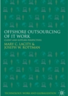 Обложка книги  - Offshore Outsourcing of IT Work