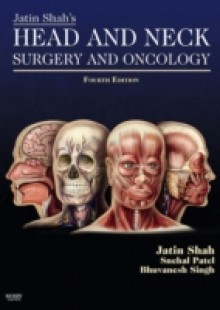 Обложка книги  - Jatin Shah's Head and Neck Surgery and Oncology