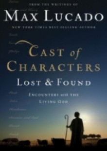 Обложка книги  - Cast of Characters: Lost and Found