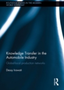 Обложка книги  - Knowledge Transfer in the Automobile Industry