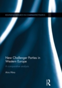 Обложка книги  - New Challenger Parties in Western Europe