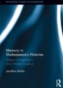 Обложка книги  - Memory in Shakespeare's Histories