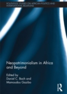 Обложка книги  - Neopatrimonialism in Africa and Beyond