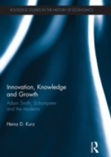 Обложка книги  - Innovation, Knowledge and Growth