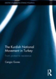 Обложка книги  - Kurdish National Movement in Turkey