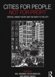 Обложка книги  - Cities for People, Not for Profit
