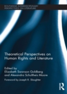 Обложка книги  - Theoretical Perspectives on Human Rights and Literature
