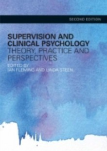 Обложка книги  - Supervision and Clinical Psychology