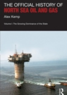 Обложка книги  - Official History of North Sea Oil and Gas