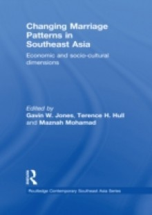 Обложка книги  - Changing Marriage Patterns in Southeast Asia