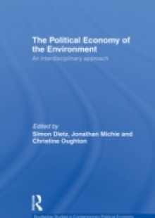 Обложка книги  - Political Economy of the Environment