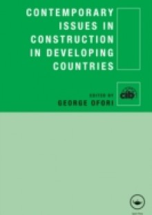 Обложка книги  - Contemporary Issues in Construction in Developing Countries