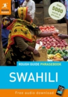 Обложка книги  - Rough Guide Phrasebook: Swahili