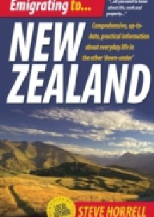 Обложка книги  - Emigrating To New Zealand