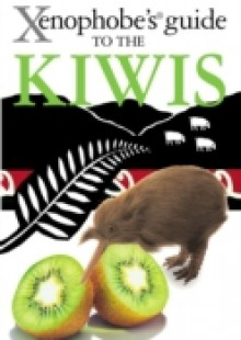 Обложка книги  - Xenophobe's Guide to the Kiwis