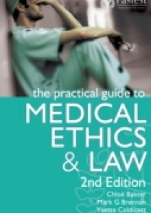 Обложка книги  - Practical Guide to Medical Ethics and Law, 2e
