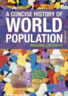 Обложка книги  - Concise History of World Population