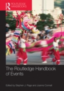 Обложка книги  - Routledge Handbook of Events