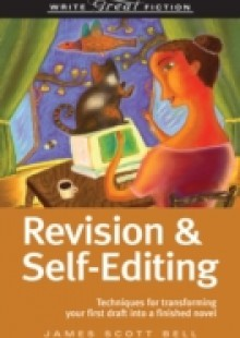 Обложка книги  - Write Great Fiction Revision And Self-Editing