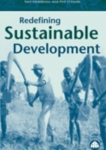 Обложка книги  - Redefining Sustainable Development