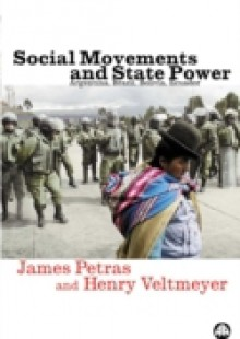 Обложка книги  - Social Movements and State Power