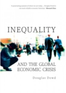 Обложка книги  - Inequality and the Global Economic Crisis