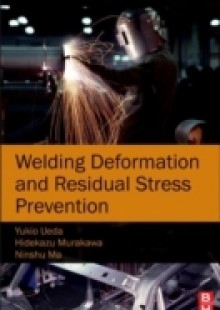 Обложка книги  - Welding Deformation and Residual Stress Prevention