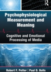 Обложка книги  - Psychophysiological Measurement and Meaning