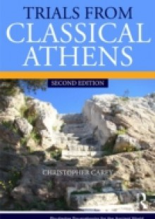 Обложка книги  - Trials from Classical Athens