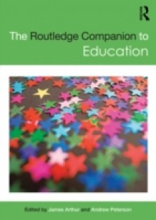 Обложка книги  - Routledge Companion to Education