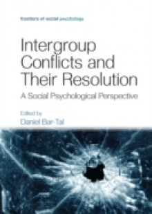 Обложка книги  - Intergroup Conflicts and Their Resolution
