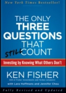 Обложка книги  - Only Three Questions That Still Count