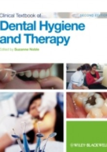 Обложка книги  - Clinical Textbook of Dental Hygiene and Therapy
