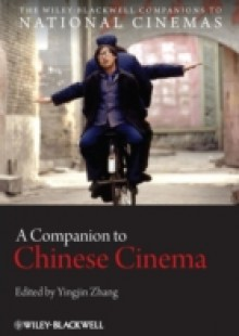 Обложка книги  - Companion to Chinese Cinema