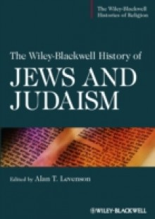Обложка книги  - Wiley-Blackwell History of Jews and Judaism
