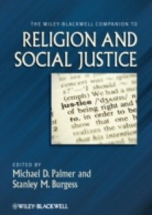 Обложка книги  - Wiley-Blackwell Companion to Religion and Social Justice