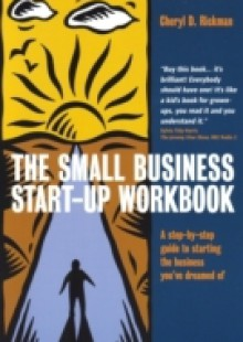 Обложка книги  - Small Business Start-up Workbook