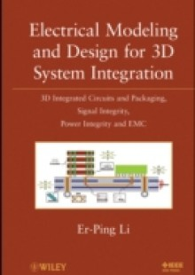 Обложка книги  - Electrical Modeling and Design for 3D System Integration