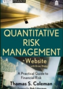 Обложка книги  - Quantitative Risk Management