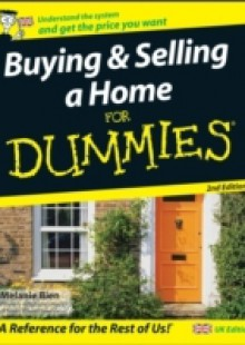 Обложка книги  - Buying and Selling a Home For Dummies