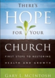 Обложка книги  - There's Hope for Your Church