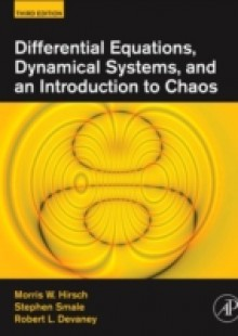 Обложка книги  - Differential Equations, Dynamical Systems, and an Introduction to Chaos