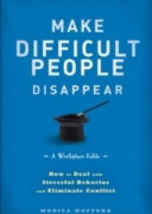 Обложка книги  - Make Difficult People Disappear